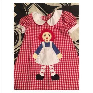 Other - Raggedy Ann Dress